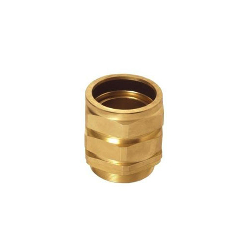 CW - 3 Part Brass Cable Gland