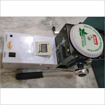 Digital Moisture Meter Alcon