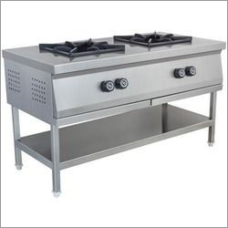 Cooking Range LPG With Two Burners