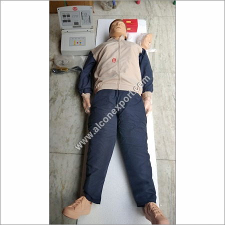 CPR Full Body With Monitor
