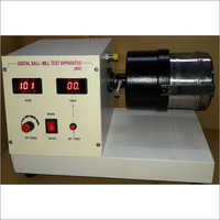 Digital Ball Mill Tester App