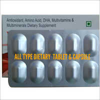 Calcium Citrate Malate Vitamin d3 Zinc Tablets