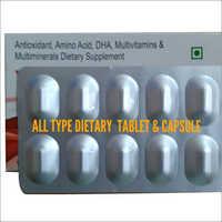 Lacto Bacillus Sporegen Folic Acid Niacinamide Vitamin b2 Tablet