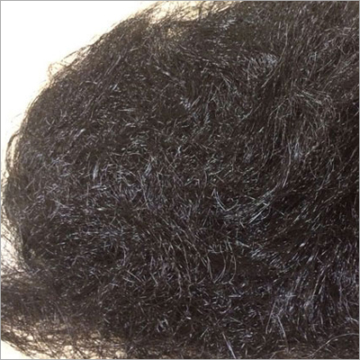 POLYESTER WIERY EXTRUSION WASTE BLACK