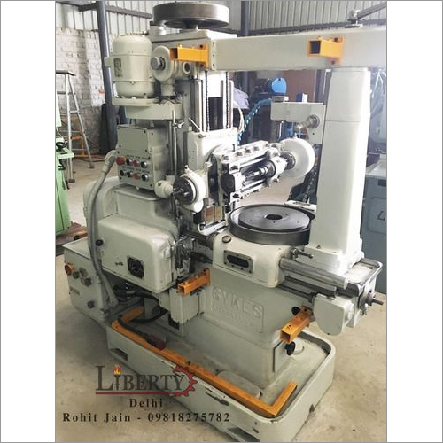 Sykes Gear Hobbing Machine