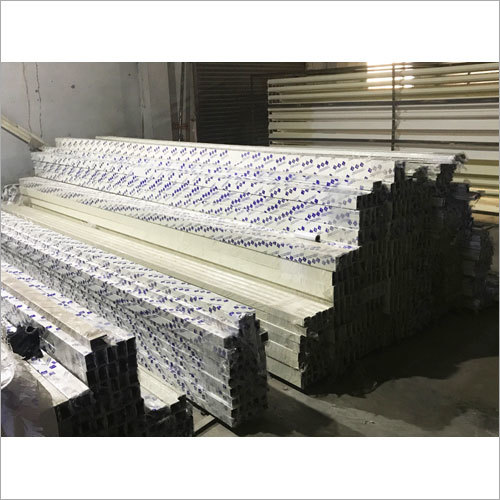 Aluminium Section Pipes
