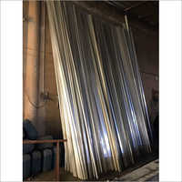 Aluminium Round Section Pipes