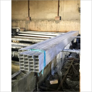 Aluminium Hollow Section Pipes