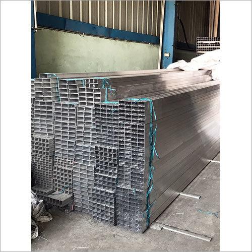 Aluminium Square Section Pipes