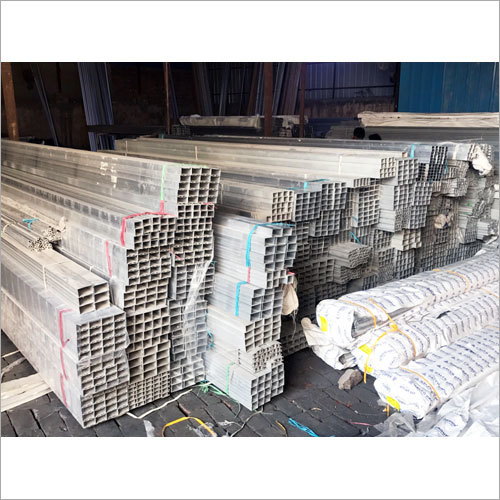 Heavy Duty Aluminium Section Pipes