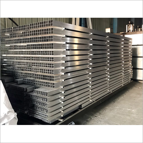 Aluminum Profile Section