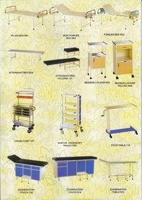 Hospital Furnitures.