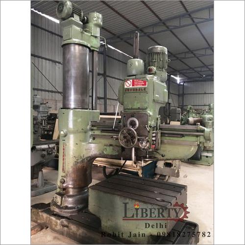 Heavy duty Radial Drilling Machine