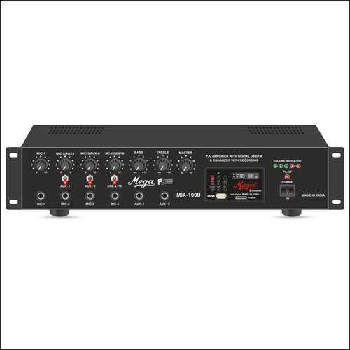Mia Series Amplifiers MIA-100U