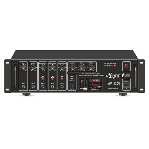 Mia Series Amplifiers MIA-120U