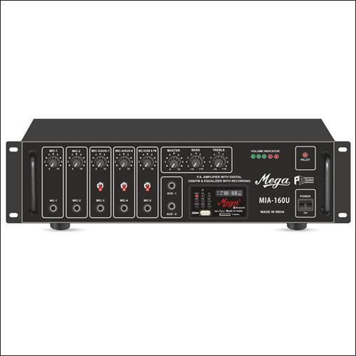 Mia Series Amplifiers MIA-160U