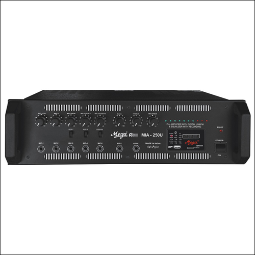 Mia Series Amplifiers MIA-250U