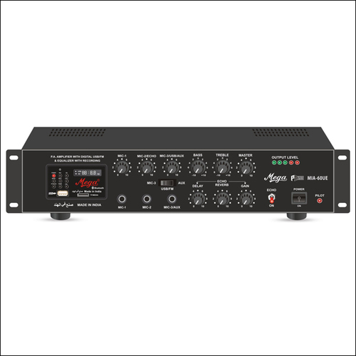 Mia Series Amplifiers MIA-60UE