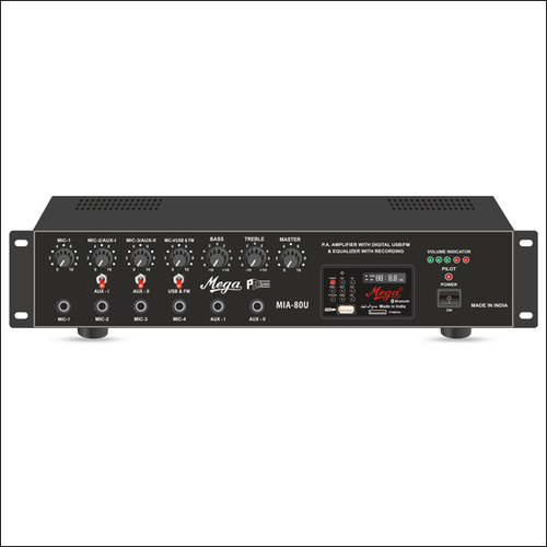 Mia Series Amplifiers MIA-80U