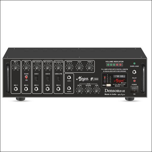 P.A. High Power Mixer Amplifiers DENSON-120UE