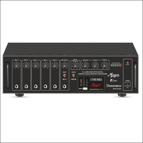 P.A. High Power Mixer Amplifiers DENSON-250U