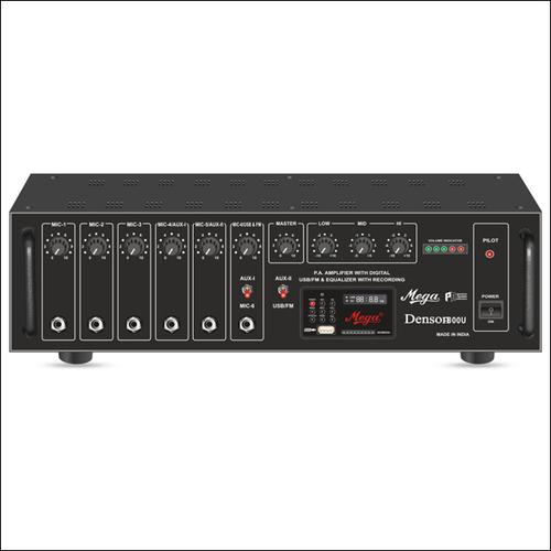 P.A. High Power Mixer Amplifiers DENSON-300U