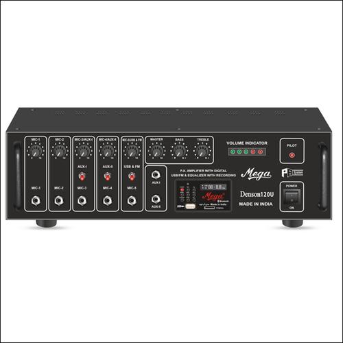P.A. Medium Power Mixer Amplifiers DENSON-120U