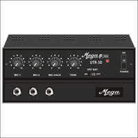 P.A. Low Power Mixer Amplifiers UTR-30
