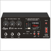 P.A. Mobile Amplifier Cum Siren MSA-500U