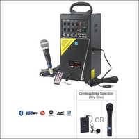 Portable P.A. Systems MP-80UEC