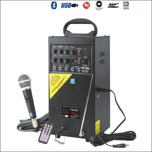 Portable P.A. Systems MP-80UE