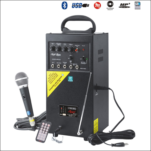 Portable P.A. Systems MP-80U