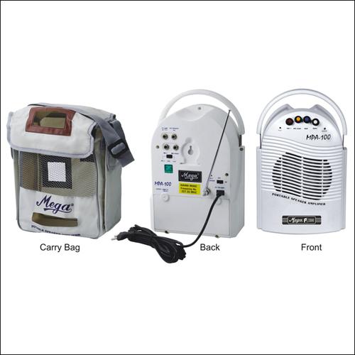 Portable P.A. Systems MPA-100