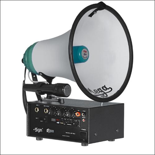 P. A. Megaphones MP-89U