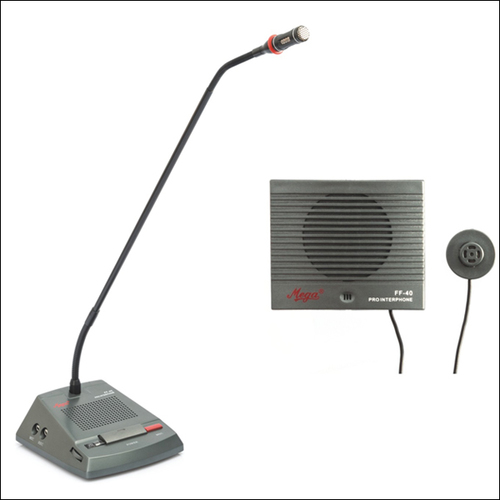 Two Way - Intercom Microphone