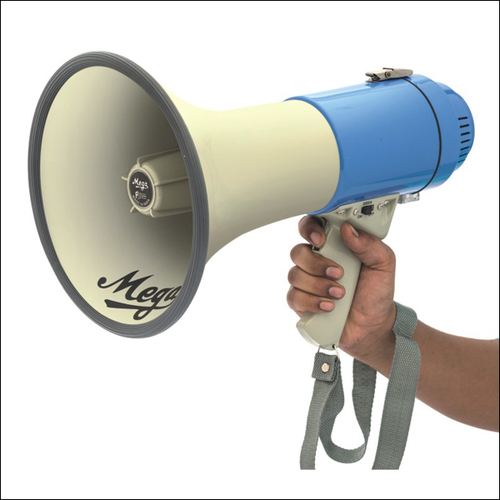 Portable P.A. Systems & P. A. Megaphones MG-220B