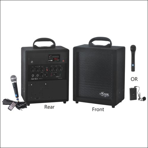 Portable P.A. Systems & P. A. Megaphones MP-65UEC
