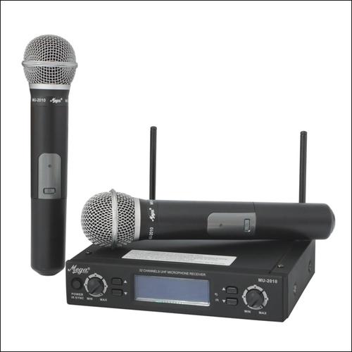 P.A. Wireless Microphones MU-2010