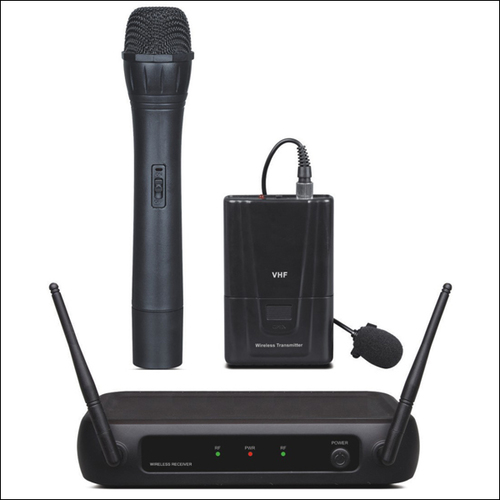 P.A. Wireless Microphones