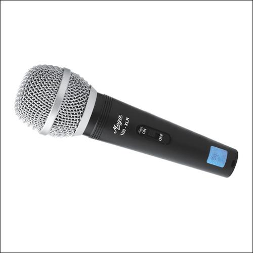 P.A. Microphones 100-XLR
