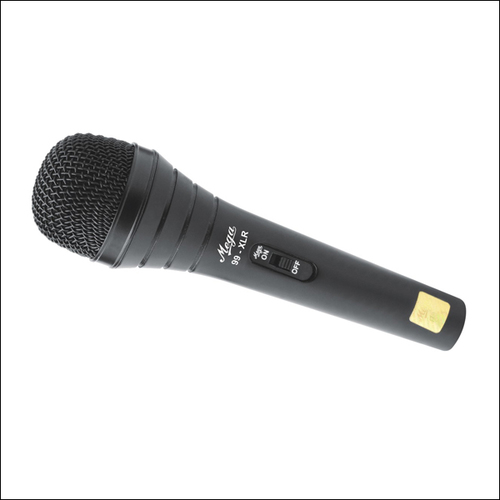 P.A. Microphones