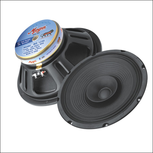 P.A. Speakers MS- 1235 200 Watts