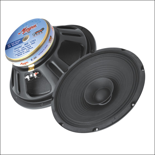 P.A. Speakers MS- 1255 400 Watts