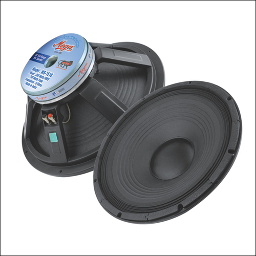 P.A. Speakers MS- 1518 700 Watts