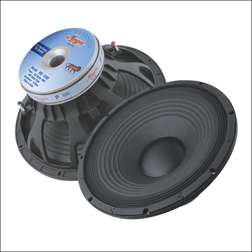 P.A. Speakers MS-1590 900 Watts