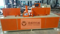 Wood Pallet Chamfering Machine