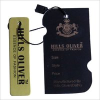Customized Hang Tag