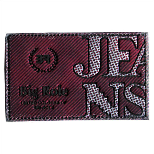 Leather Patch Label