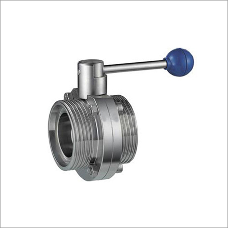 Stainless Steel Threaded Butterfly Valves