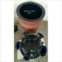 Glass Lined Reactor - 50 Liter